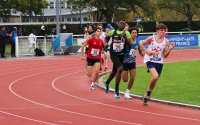 Chpts de France Equip'Athlé minimes