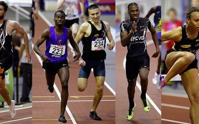 5 médaillés à Saint Brieuc